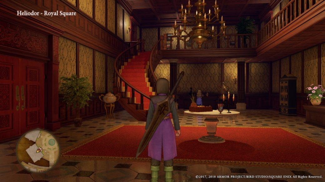 50 невероятно красочных скриншотов Dragon Quest XI | Канобу - Изображение 11544