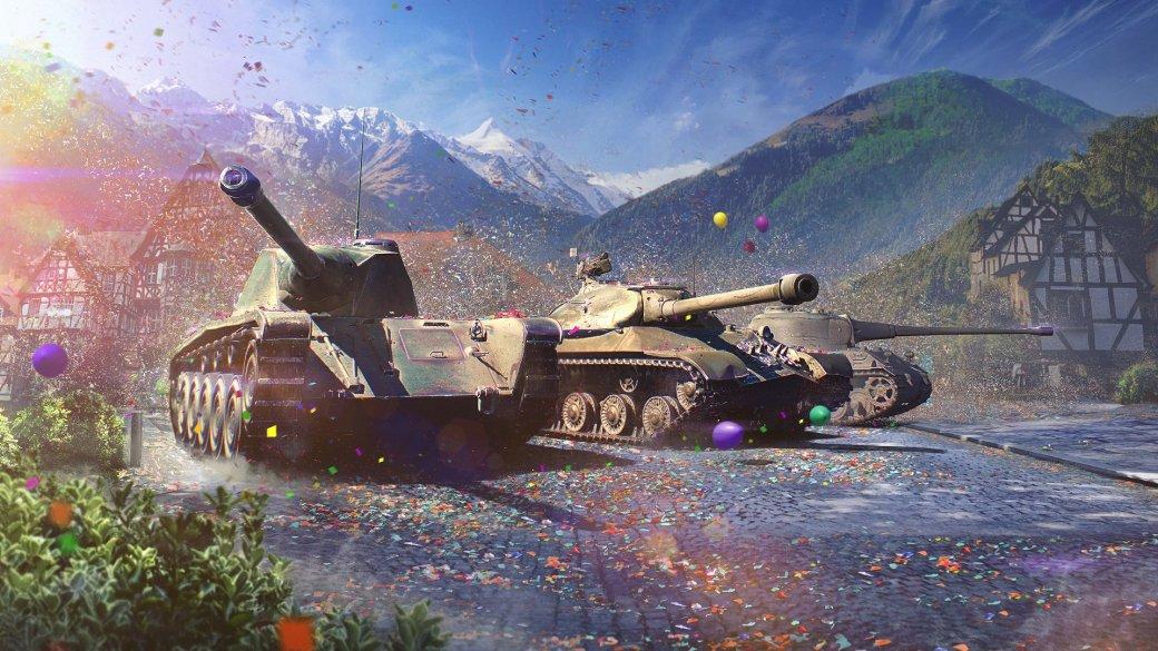 «То, что Blitz значительно меньше ПК-танков— стереотип». Интервью сдиректором World of Tanks Blitz   Канобу - Изображение 2