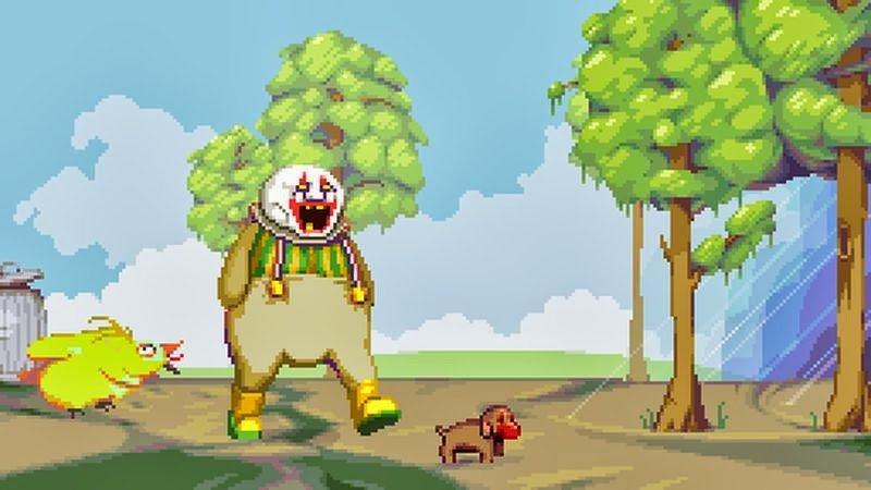 Игра о клоуне-доброхоте нашла издателя  | Канобу - Изображение 2094