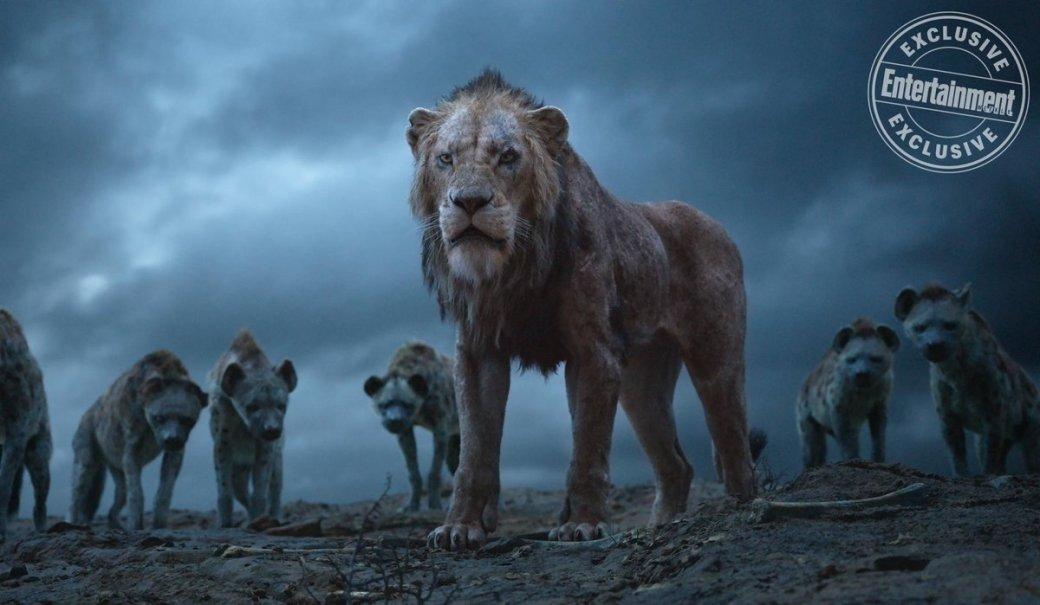 Очень графонистые животные нановых кадрах фильма «Король Лев»   Канобу - Изображение 177
