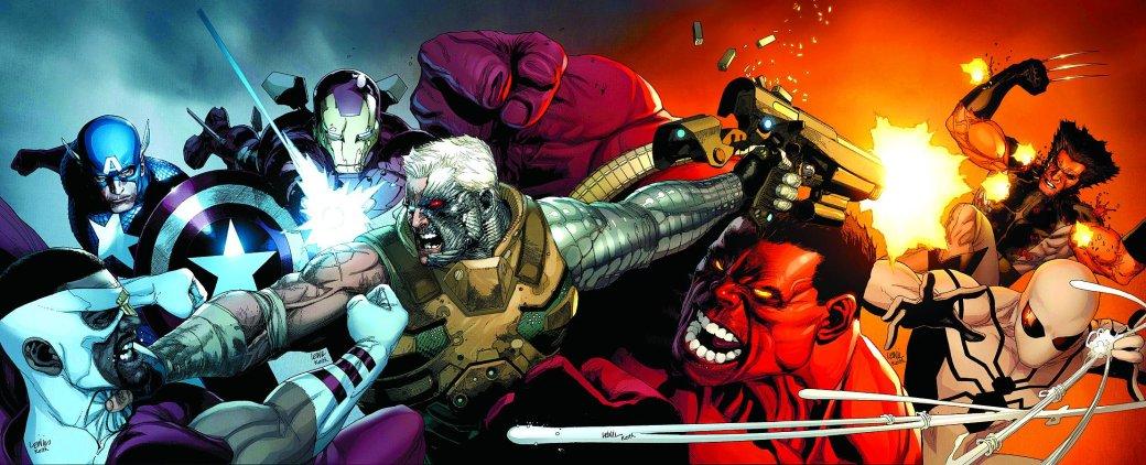 Братья Руссо: Люди-Икс иДэдпул появятся вкиновселенной Marvel. Нокогда— неизвестно | Канобу - Изображение 1