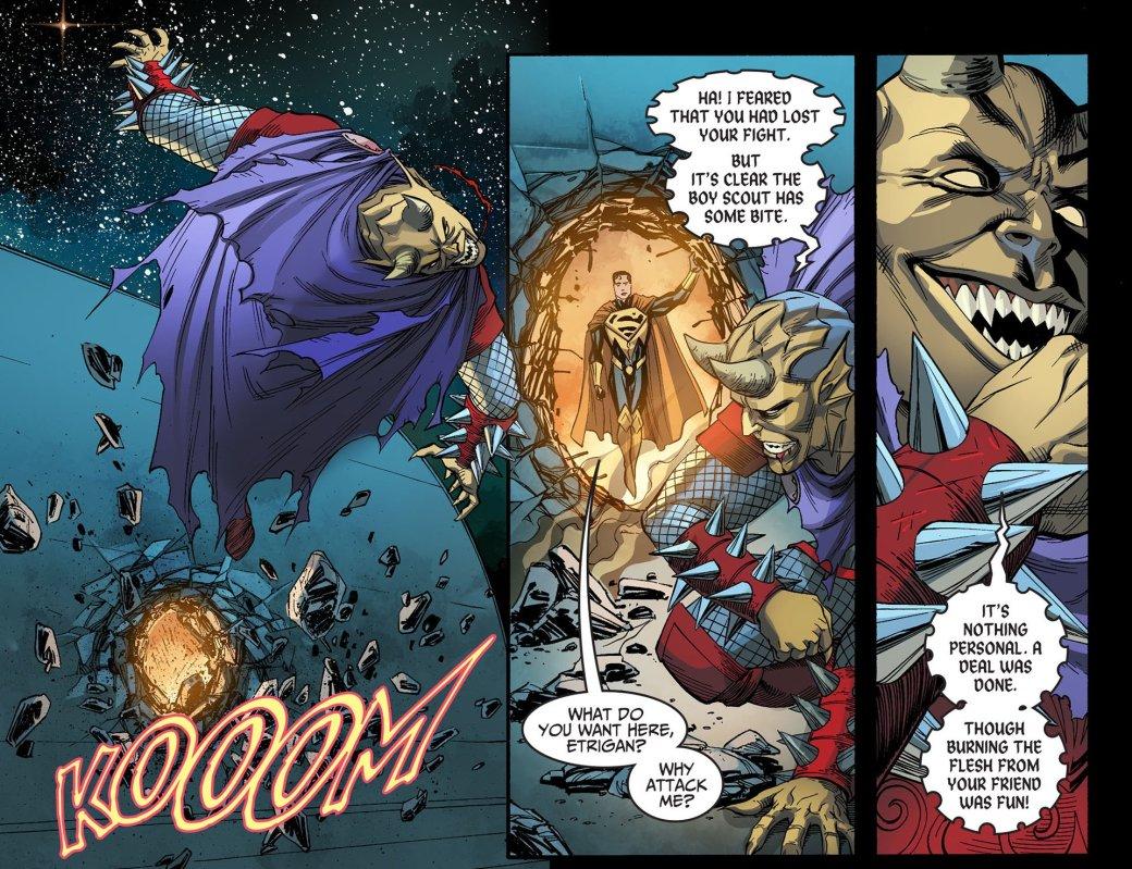 Что происходило во вселенной Injustice до событий первой игры. Часть 1 | Канобу - Изображение 12572