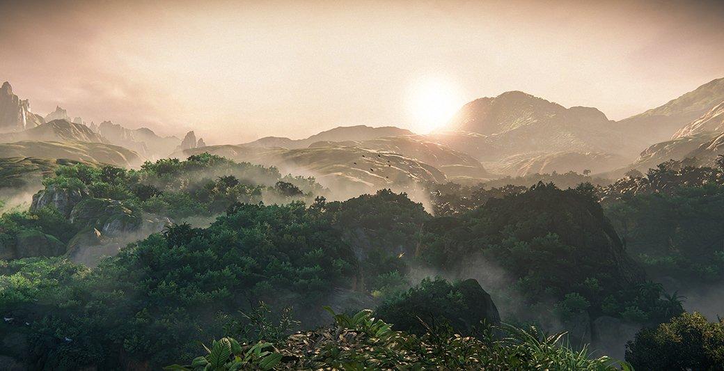 Индийская мифология и реальные места в Uncharted: The Lost Legacy | Канобу - Изображение 761