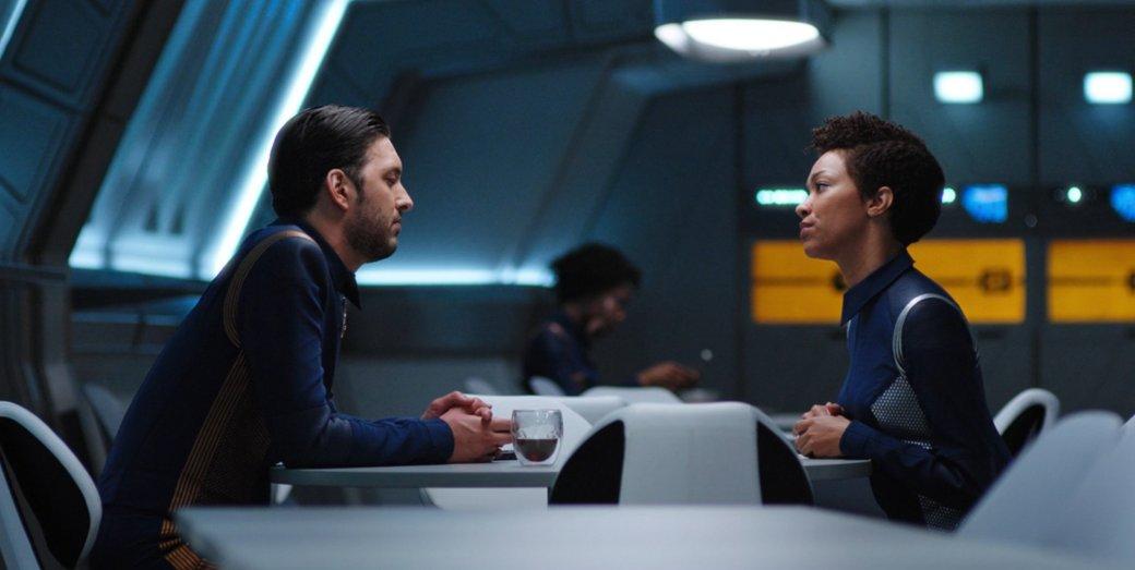 Суть. Рецензия на 6 серию 1 сезона «Звездный путь: Дискавери» в 3 абзацах. - Изображение 1