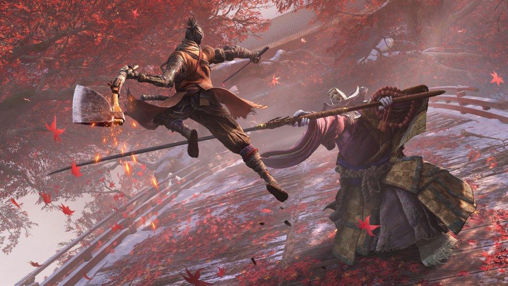 Создатели Sekiro: Shadows Die Twice раскрыли ее дату выхода и показали коллекционное издание | Канобу - Изображение 1578