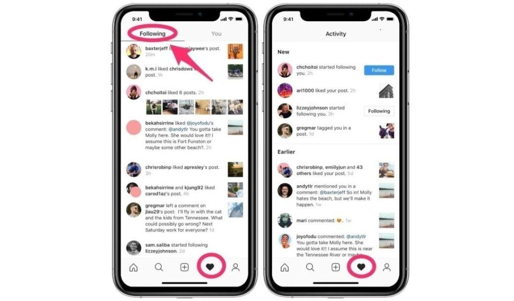 Instagram уберет вкладку «Подписки»: следить задругими пользователями уже невыйдет | Канобу - Изображение 1