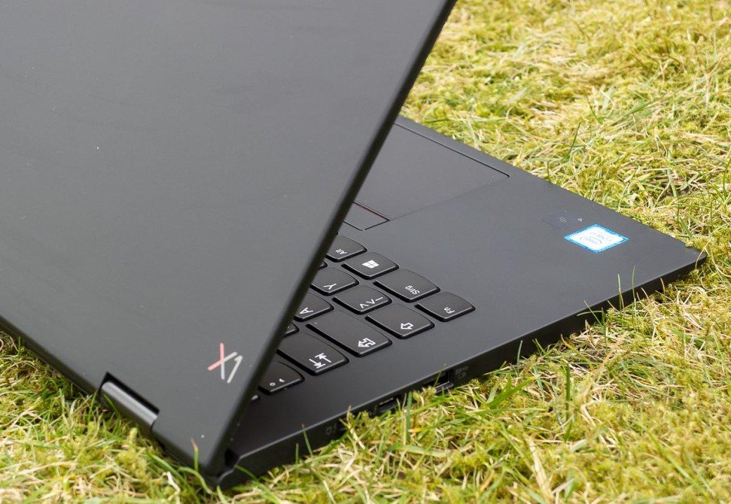 Lenovo представила ноутбук ThinkPad X1 Yoga в алюминиевом корпусе и с процессором Intel Whiskey Lake | Канобу - Изображение 1