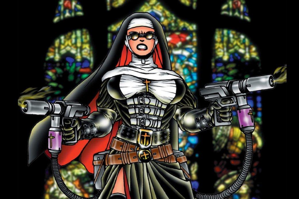 Как появились «Монахини-воины»— героини нового сериала отNetflix | Канобу