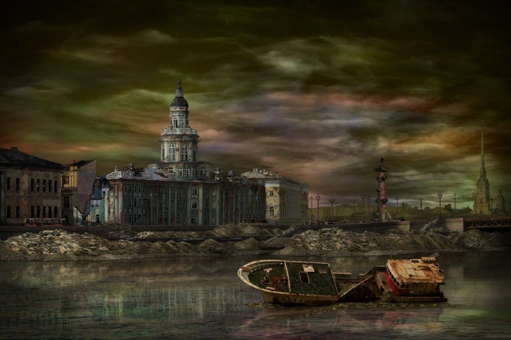 Метро 2033 и другие вымышленные миры вселенной Дмитрия Глуховского | Канобу - Изображение 6