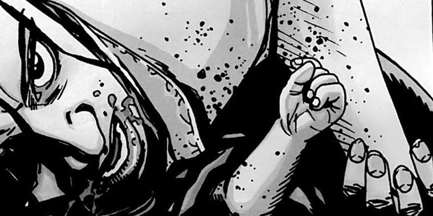 12 самых жестоких сцен в комиксе «Ходячие мертвецы» | Канобу - Изображение 11