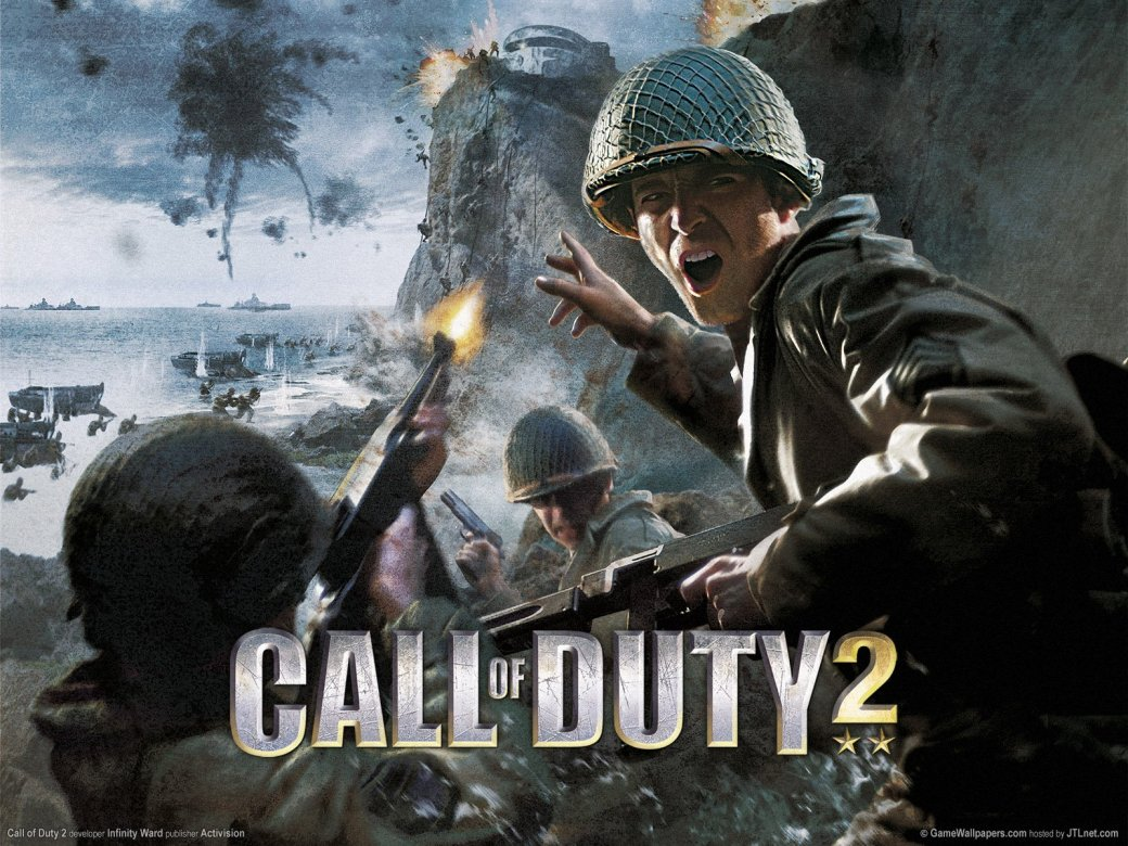Call of Duty. Серёжкино мнение. | Канобу - Изображение 9929