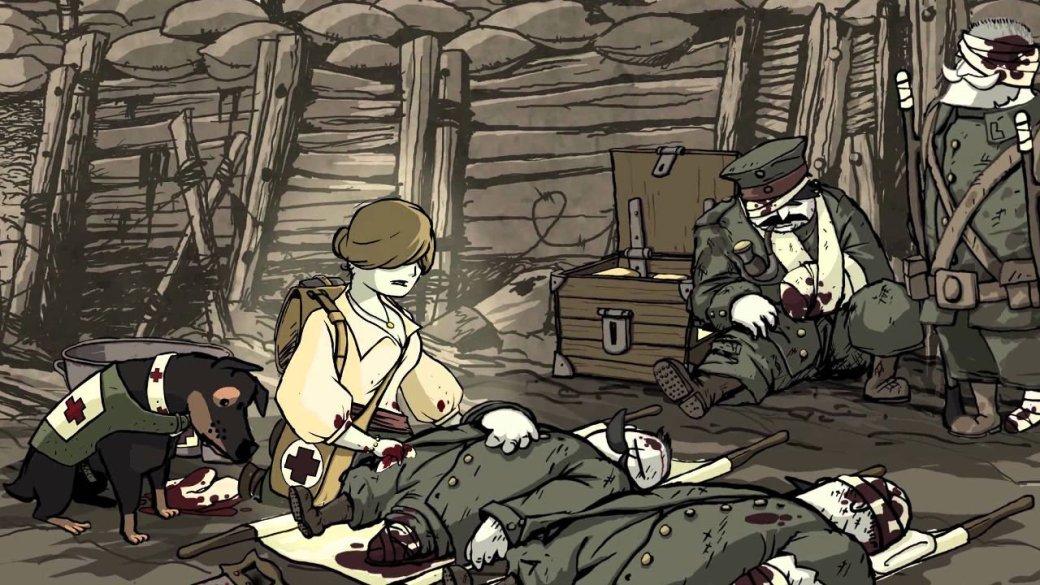 Рецензия на Valiant Hearts: The Great War   Канобу - Изображение 0