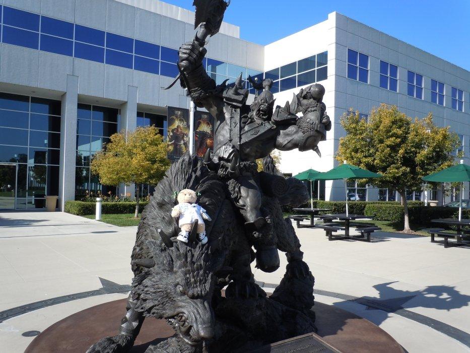 Ремесло. История Blizzard Entertainment | Канобу
