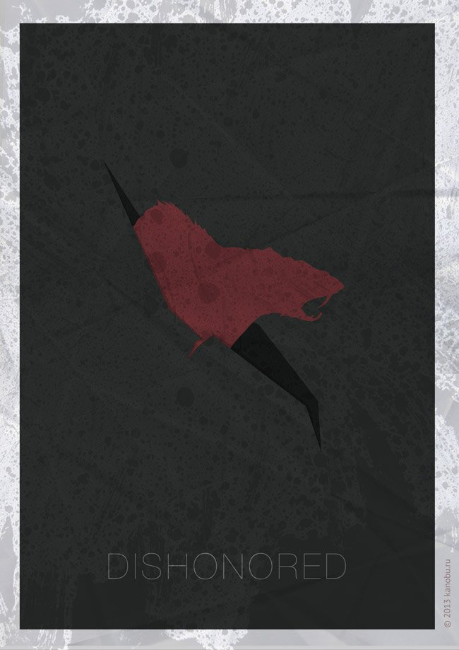 Минимализм: Dishonored, Dragon Age, Hitman, DOOM, Unreal, Battlefield   Канобу - Изображение 3
