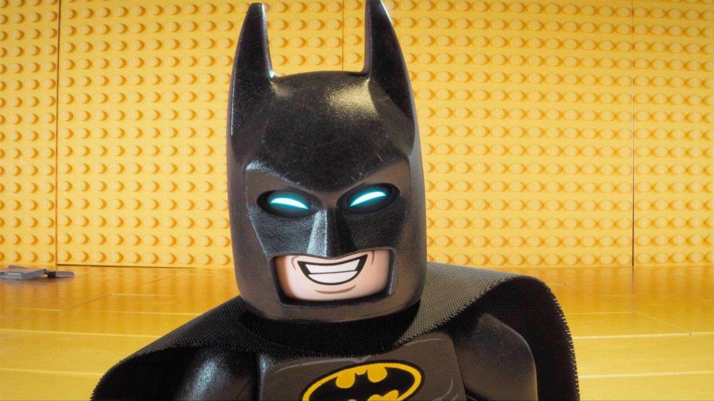 «Лучший фильм про Бэтмена»: критики ввосторге от«Лего Бэтмена» | Канобу - Изображение 2097