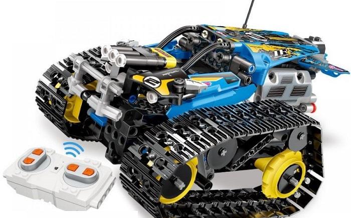 Лучшие радиоуправляемые машины, интерактивные игрушки, дроны, смарт-конструкторы с AliExpress 2021 | Канобу - Изображение 1039