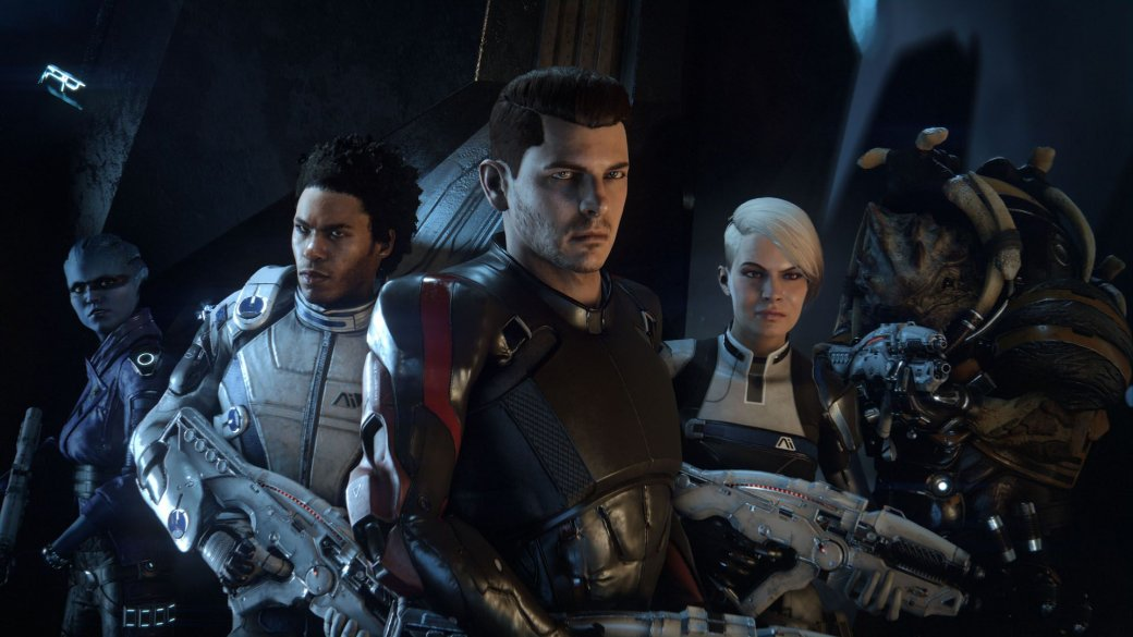 Почему Mass Effect: Andromeda — такая плохая игра? Виноваты белые мужчины в руководстве! | Канобу - Изображение 570