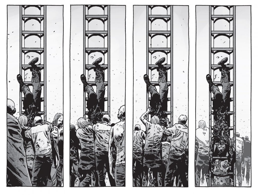 Война с Шепчущимися в комиксе The Walking Dead не оправдала ожиданий | Канобу - Изображение 8