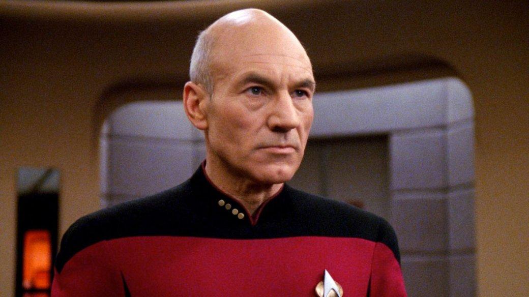 Ух ты! Патрик Стюарт снова сыграет роль капитана Пикара в следующем сериале во вселенной «Стартрек». - Изображение 1