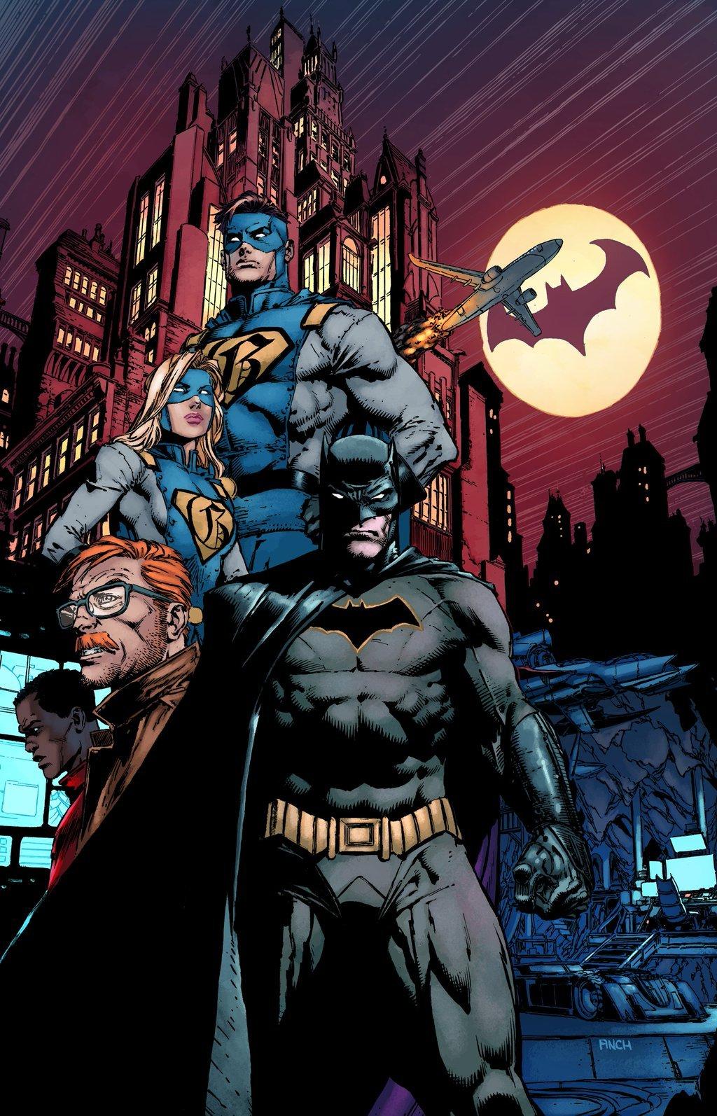 Какие серии DC Rebirth стоит читать? | Канобу - Изображение 6352