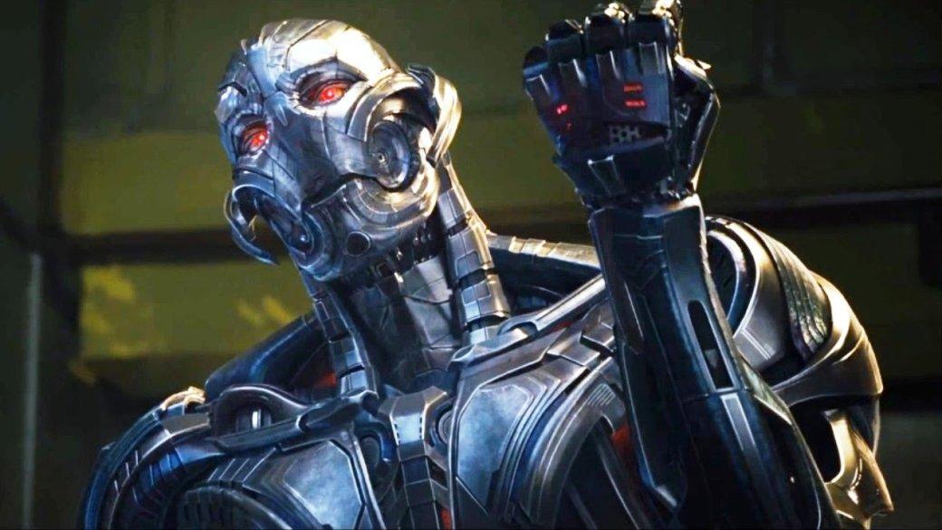 Огромный излой Альтрон нановом концепт-арте вторых «Мстителей». Такой злодей точнобы победил!. - Изображение 1
