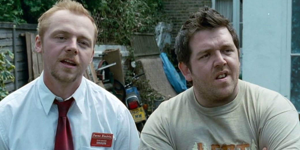 Легендарные Саймон Пегг и Ник Фрост в трейлере хоррор-комедии Slaughterhouse Rulez. - Изображение 1