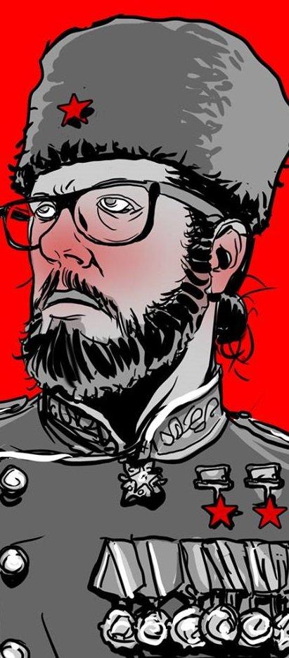 Автор комикса о зомби в Сталинграде: «Россия и США невероятно близки» | Канобу - Изображение 5