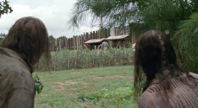 Спойлеры ко2 половине 9 сезона «Ходячих мертвецов». Как будет развиваться конфликт сШепчущимися? | Канобу - Изображение 0