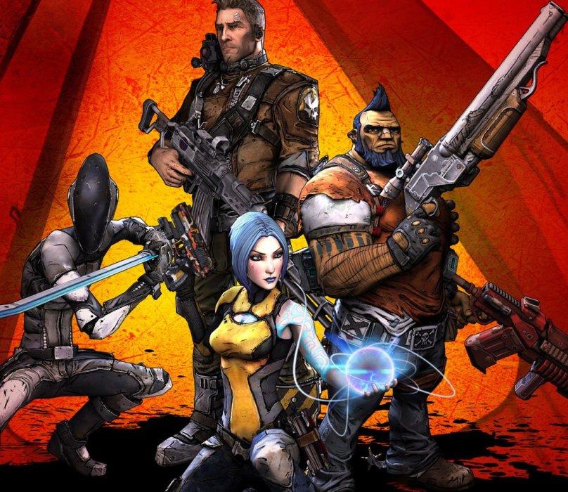 Обзор Borderlands - рецензия на игру Borderlands | Рецензии | Канобу