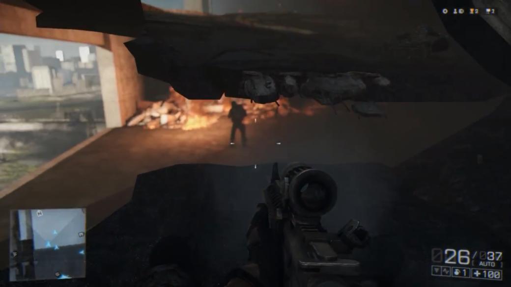 Милитари-дежавю: 11 сцен из трейлера Battlefield 4, которые мы где-то видели | Канобу - Изображение 15
