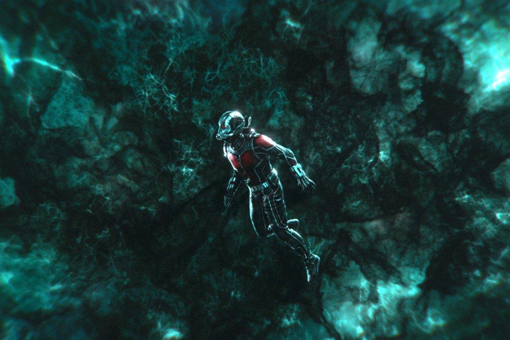 50 вопросов кфильму «Человек-муравей иОса». - Изображение 1