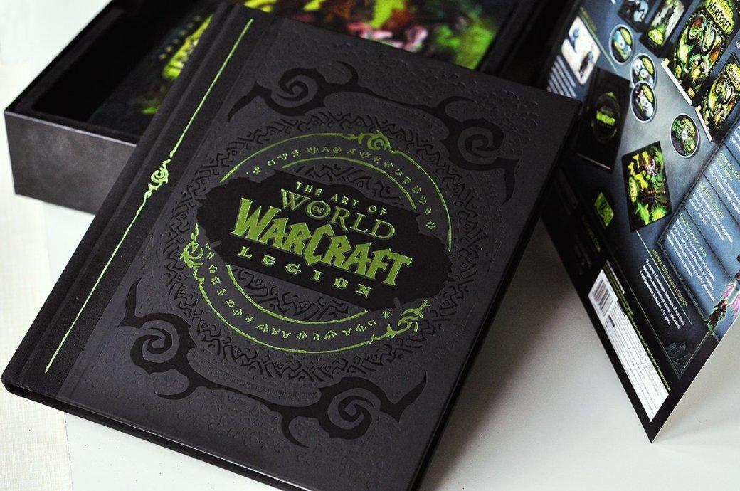 Распаковка коллекционного издания World ofWarcraft: Legion. С котом! | Канобу - Изображение 5