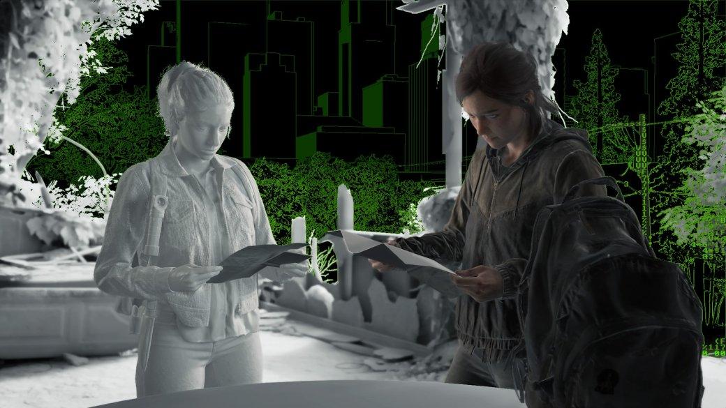 Пиксельный Джоэл имультяшная Элли. 25 кадров The Last ofUs: Part 2 сновыми графическими режимами | Канобу - Изображение 9098