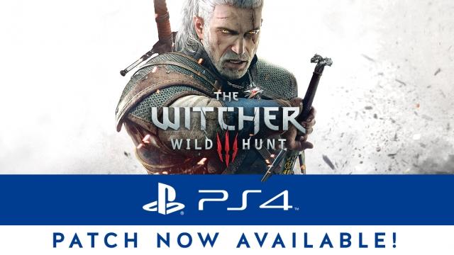 Для The Witcher 3 на PS4 вышел патч, добавляющий поддержку HDR, улучшающий оптимизацию и графику. - Изображение 1