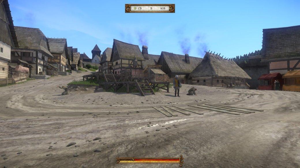 В работе. Живые впечатления от Kingdom Come: Deliverance — игры Warhorse Studios про Богемию | Канобу - Изображение 7
