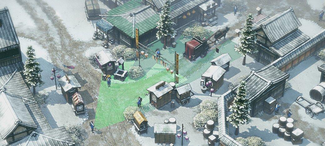 Рецензия на Shadow Tactics: Blades of the Shogun   Канобу - Изображение 8119
