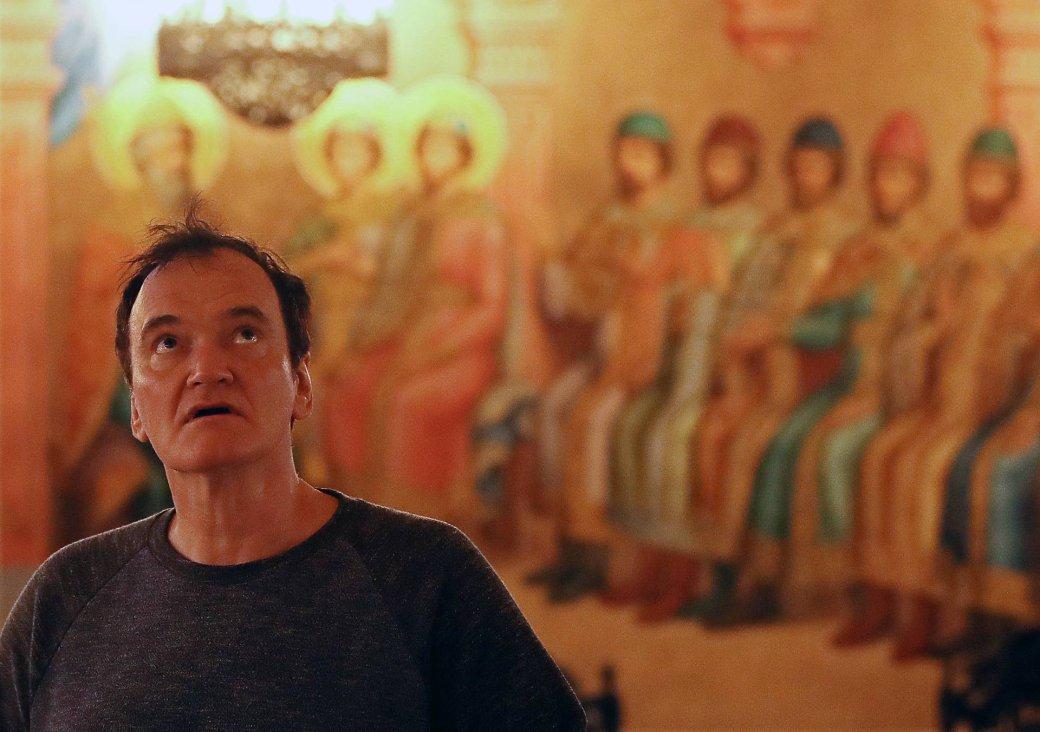 Квентин Тарантино посетил Москву! Мединский провел ему экскурсию | Канобу - Изображение 5