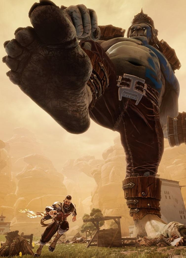 Рецензия на Extinction, игру, похожую на Attack on Titan и Shadow of the Colossus | Канобу - Изображение 3
