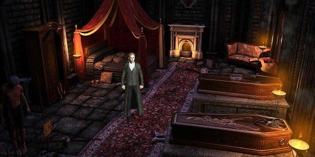 вампиры игра на пк скачать торрент - фото 3