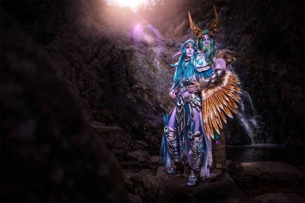 Лучший косплей по Warcraft – герои и персонажи WoW, фото косплееров   Канобу - Изображение 4