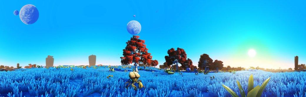 Коллекция потрясающих скриншотов NoMan's Sky, созданных вфоторежиме   Канобу - Изображение 16