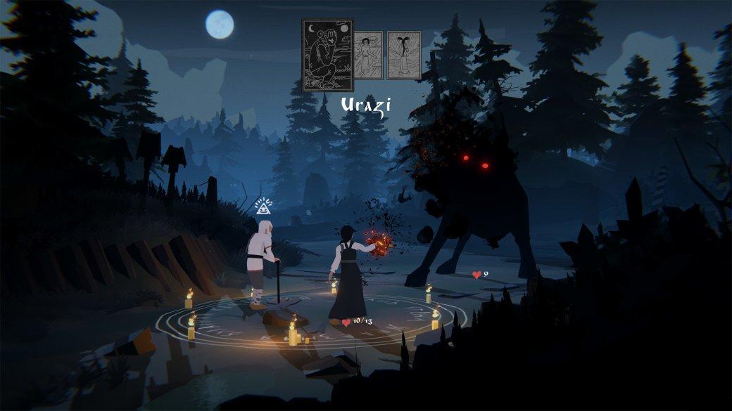 Black Book— игра ославянской мифологии, леших, водяных иведьмах. Мыпоговорили сеедизайнером   Канобу - Изображение 778