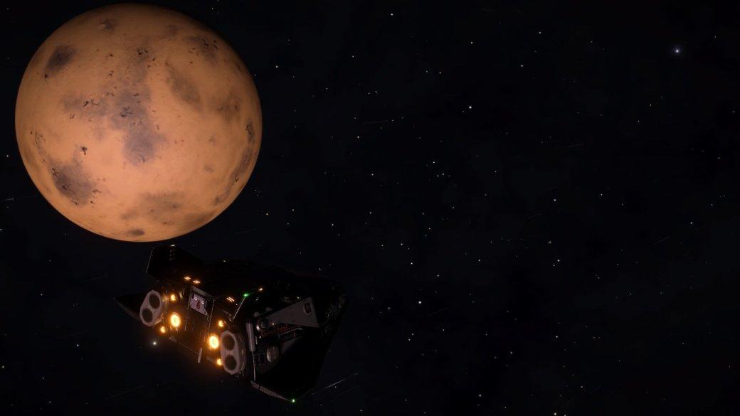 Завораживающий космос. Как Elite: Dangerous выглядит на PS4 | Канобу - Изображение 1