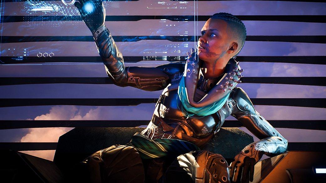 20 изумительных скриншотов Mass Effect: Andromeda | Канобу - Изображение 17