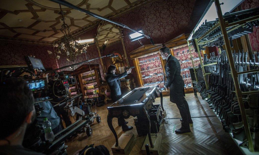 Рецензия на «Джона Уика 2» с Киану Ривзом | Канобу - Изображение 3623