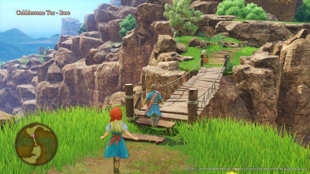 50 невероятно красочных скриншотов Dragon Quest XI | Канобу - Изображение 0
