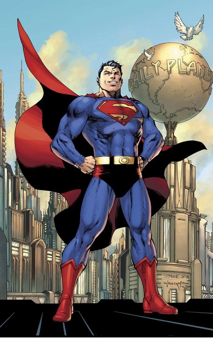 Вюбилейном тысячном выпуске Action Comics Супермену вернут красные трусы поверх костюма. - Изображение 1