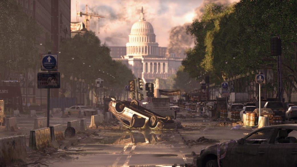 Е3 2018: Вашингтон ичеловеческая жестокость вновом ролике Division2. - Изображение 1