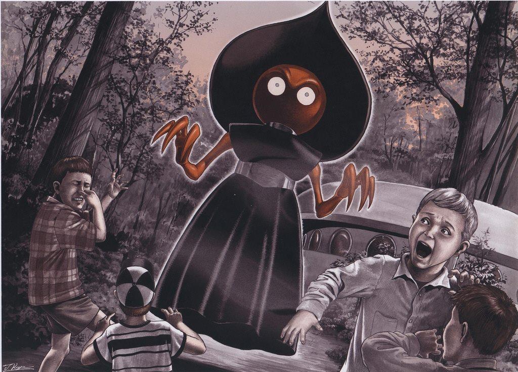 Вспоминаем мифы илегенды Западной Вирджинии из Fallout 76 | Канобу - Изображение 9
