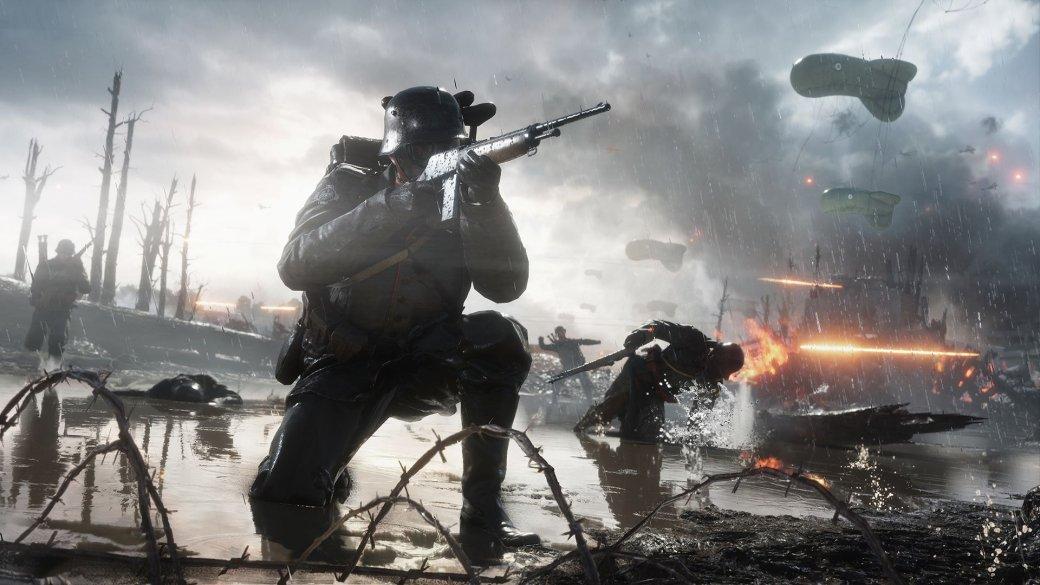 ЕАрасщедрилась иотдает бесплатно все DLC для Battlefield 1 иBattlefield4! | Канобу - Изображение 855